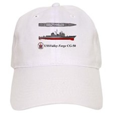 USS Valley Forge CG-50 Baseball Cap
