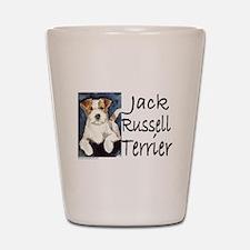 Jack Russell Terrier Shot Glass