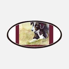Border Collie Beauty & Brains Patches