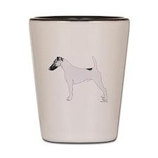 Fox Terrier Shot Glass