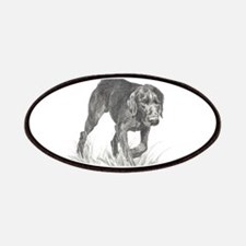 German Wire Hair Pointer Patches