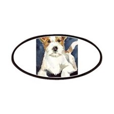 Jack Russell Terrier 2 Patches