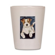 Jack Russell Terrier 2 Shot Glass