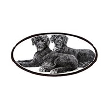Portuguese Water Dogs Patches