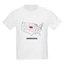 'Nebraska' T-Shirt