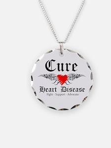 Cure Heart Disease Necklace