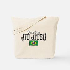 Brazilian Jiu Jitsu Tote Bag
