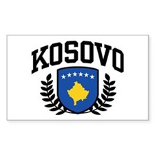 Kosovo Decal