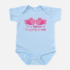 I'm A Fighter Infant Bodysuit