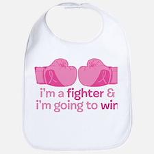 I'm A Fighter Bib