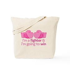 I'm A Fighter Tote Bag