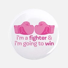 """I'm A Fighter 3.5"""" Button"""