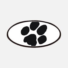 Pawprint Patches