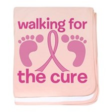 Walking baby blanket