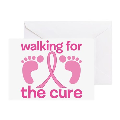 Walking Greeting Cards (Pk of 10)