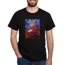 Vegigante Conguero Black T-Shirt