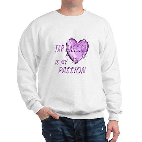 Tap Dancing Passion Sweatshirt