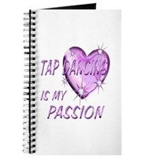 Tap Dancing Passion Journal