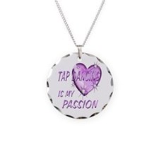 Tap Dancing Passion Necklace