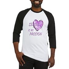 Sewing Passion Baseball Jersey