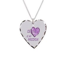 Sewing Passion Necklace