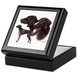 German Pointer Keepsake Box