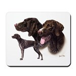 German Pointer Mousepad
