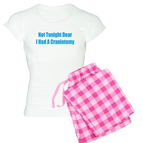 Not tonight dear... Women's Light Pajamas