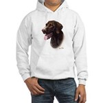 German Pointer Hooded Sweatshirt
