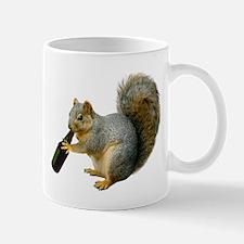 Squirrel Beer Mug