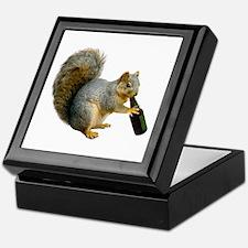 Squirrel Beer Keepsake Box