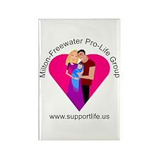 SupportLife.US Rectangle Magnet