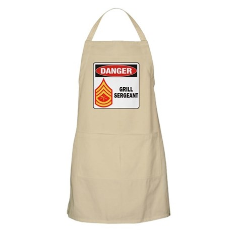 Grill Sgt. Apron