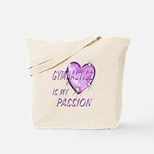 Gymnastics Passion Tote Bag