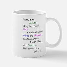 McGee Boyfriend Kate Mug