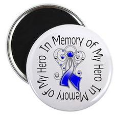 ALS In Memory of My Hero Magnet
