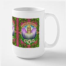 Christmas Angel Large Mug
