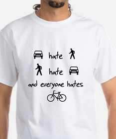 Cars Pedestrians Bikes Share Shirt