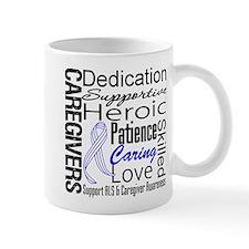 ALS Caregivers Collage Mug