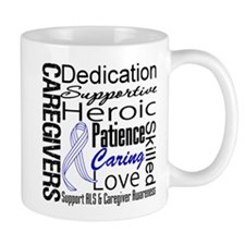 ALS Caregivers Collage Mug