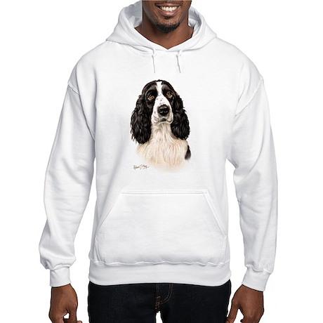 English Springer Spaniel Hooded Sweatshirt