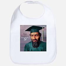 Unique Osama dead Bib
