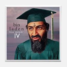 Unique Osama dead Tile Coaster