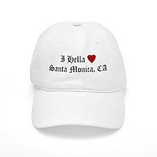 Hella Love Santa Monica Baseball Cap