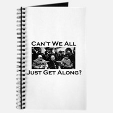 Get Along - Journal