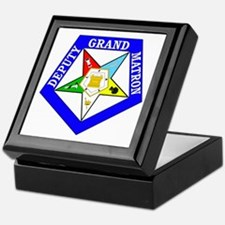 Deputy Grand Matron Keepsake Box