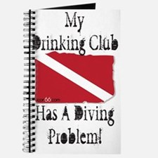 Funny Dive Journal