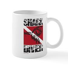 SHARK DIVER Mugs