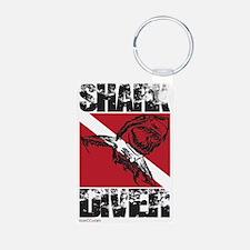 Cute Dive flag Keychains