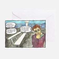Episiotomy or Epiphany Greeting Card